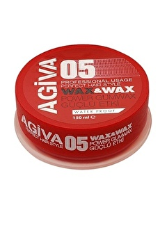 Agiva Agıva Wax Güçlü Etkı 05